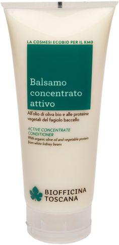 Biofficina Toscana Balsamo concentrato attivo, miglior balsamo capelli naturale…