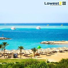 When you are holidaying in #Hurghada. Enjoy some of the world's best diving, pristine beaches and vibrant nightlife.