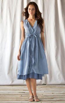 Cotton and silk, C P SHADES PRIMAVERA DRESS at sundancecatalog.com