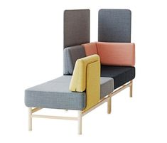 Sofas | Sitzmöbel | Pop | Gärsnäs | Patrik Bengtsson-Pierre. Check it out on Architonic