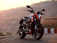 latest love affair, KTM Duke 200