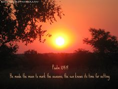 Harare Sunset