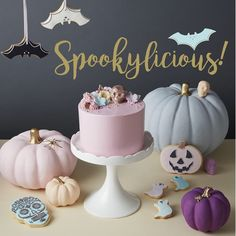"2,335 Likes, 30 Comments - Peggy Porschen (@peggyporschenofficial) on Instagram: ""Delve into pink pumpkins and sugar skulls at Peggy Porschen this Halloween! To view the collection,…"""