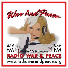 Radio War and Peace- The best music- from the 40's to the 70's... A superb mix of music from the big bands of he 1940's and rock 'n' roll of the 1950's to the swinging sixties beat groups and the glam rock of the 1970's. Tune in to Radio War and Peace online at http://ift.tt/1Uhz4qR or on 87.9 FM. #radio #warandpeacerevival #ww2 #1940's #vintage #music #dance #entertainment #wireless #listen #retro #rockandroll #swing #jive #military #broadcast #interviews #classics #warandpeacerevival