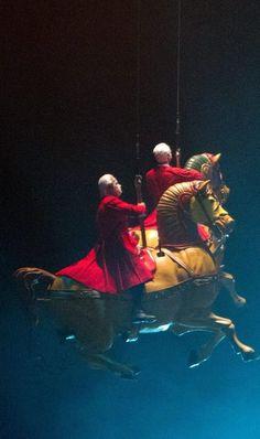 Cirque du Soleil Worlds Away                                                                                                                                                                                 Plus