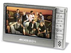 Archos 604 review   PVRs are traditionally chunky set-top boxes, but Archos has come up with a revolutionary fix, a docking station that turns its portable media player into a fully-functioning personal video recorder - a sort of portable PVR, if you will Reviews   TechRadar
