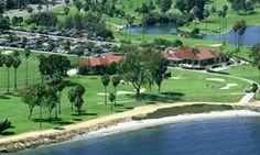 Coronado Golf Course near San Diego