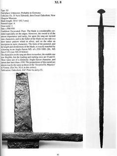 Miecze Średniowieczne Oakeshott