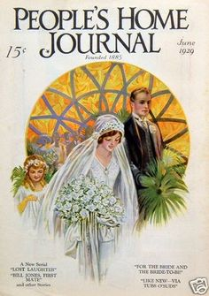 story brides magazine cover june july