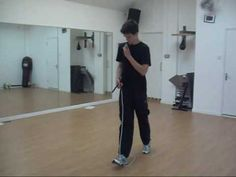 How to do 180 and 360 turns jump rope tricks - YouTube. Billy Wildi has a good jump rope trick tutorial channel. brings back a lot of memories from when I was on the team