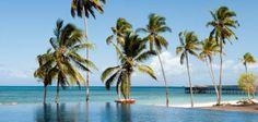 Zanzibar: The Residence amazing hotel, view from the pool Safari Wedding, Most Beautiful Beaches, Beach Hotels, Summer Travel, Exotic, Journey, Romantic, Amazing, Water