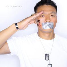 Lt. Dan Choi, #NOH8