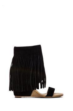 Koolaburra Piaz Wedge in Black
