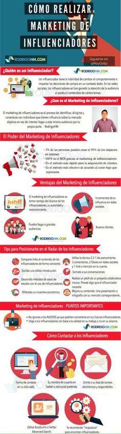 Cómo realizar marketing para influenciadores - http://conecta2.cat/como-realizar-marketing-para-influenciadores/ @Conecta2cat