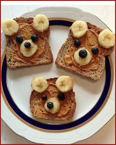 about these super cute and HEALTHY toddler snacks? - How about these super cute and HEALTHY toddler snacks? These are some of our fa … – -How about these super cute and HEALTHY toddler snacks? Healthy Toddler Snacks, Eat Healthy, Happy Healthy, Healthy Kid Food, Healthy Recipes, Breakfast For Children, Kids Birthday Breakfast, Healthy Snacks For Kids On The Go, Birthday Morning Surprise