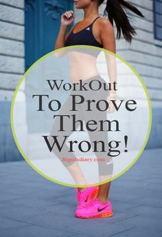 8 Reason Why You Should Workout - Weight Loss Motivation Facts -
