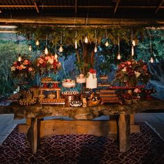 Modern decoration: 60 ideas of diverse environments with modern style - Home Fashion Trend Blue Wedding, Rustic Wedding, Dream Wedding, Wedding Day, Wedding Scene, Wedding Decorations, Table Decorations, Decor Wedding, Modern Style Homes