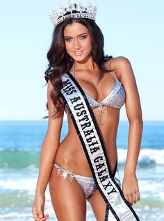 Danni Johnson represented Australia in Miss Galaxy International 2012 and has been raising money for the Make-A-Wish foundation. Danni approached Veve to help her in raising funds. We are delighted to help such a worthwhile cause, so for each Galaxy bikini sold 15% will be donated to Make-A-Wish® Australia.