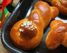 Velikonoční másloví zajíci I – Vůně chleba Pretzel Bites, Bread, Food, Brot, Essen, Baking, Meals, Breads, Buns