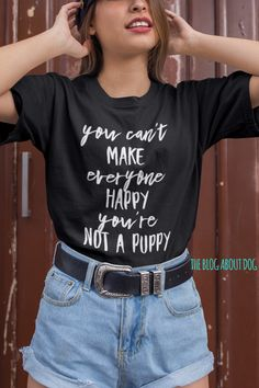 91246d392 Dog Mom Shirts You can Relate to Click the link below for this puppy soft  Tee
