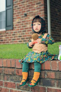 Annika is a Korean Children's fashion brand I love. http://www.e-annika.com/