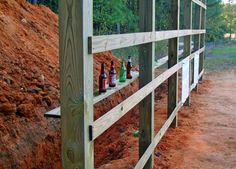 Building a home shooting range gallery