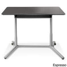 T & J Height Adjustable Ergonomic Standing Desk   Overstock.com Shopping - The Best Prices on T & J Height-Adjustable & Ergonomic Desks