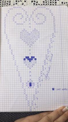 Easther Quan's media content and analytics Thread Crochet, Crochet Doilies, Crochet Frog, Graph Paper Art, Filet Crochet Charts, Crotchet Patterns, Cross Stitch Heart, Crochet Home Decor, Square Patterns