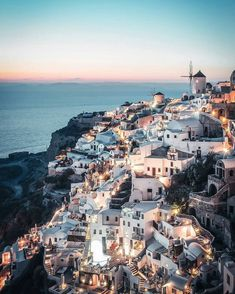 Santorini Greece Photo from The Places Youll Go, Places To Visit, Places To Travel, Travel Destinations, Photo Dream, Photos Voyages, Travel Aesthetic, Adventure Is Out There, Greece Travel