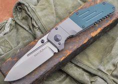 Benchmade Knives: 7505-132 - SIbert Dual Action Gold Class