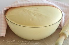 Pan brioche alla panna montata ricetta base dolce