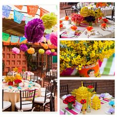 Cinco de Mayo inspiration. Mexican themed wedding.  http://www.stylemepretty.com/gallery/picture/39248/
