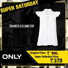 Trainex SS Long Top