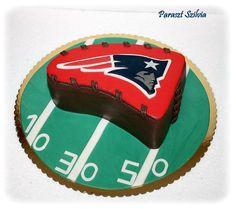 Patriots cake Patriots Cake, Sport, Desserts, Food, Deporte, Tailgate Desserts, Meal, Sports, Dessert
