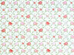 Quilting Treasures - Santoro 'La Vie En Rose'