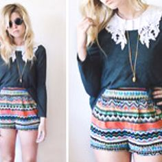 would love to find a pair of these shorts in time for summer