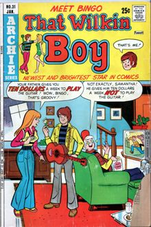 That Wilkin Boy 31, Archie Comic Publications, Inc. https://www.pinterest.com/citygirlpideas/archie/