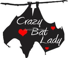 Crazy Bat Lady