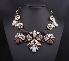 Find More Choker Necklaces Information about 2014 New Arrival Statement Brand Big Flower Resin Necklace Collar Vintage Necklace For Women Luxury New Beads Necklace A859,High Quality necklace lot,China necklace snow Suppliers, Cheap necklace angel from The Sunny Day on Aliexpress.com