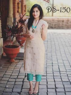 Leading Textile Wholesaler & Exporter in India-Textile mall Salwar Designs, Kurta Designs Women, Kurti Designs Party Wear, Printed Kurti Designs, Silk Kurti Designs, Dress Indian Style, Indian Wear, Indian Outfits, Western Outfits