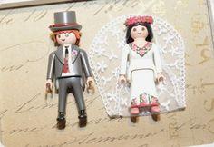 Novios playmobil / Playmobil couple