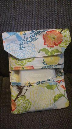 diaper/wipes case