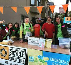 happy #biketoworkday !  love team #bernal by dafunkystar