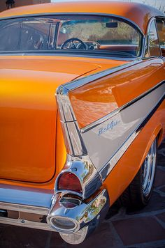 1957 Chevrolet Belair...Re-pin...Brought to you by #HouseofInsurance for #CarInsurance #EugeneOregon