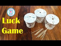 3-2-5 Lucky Game for kitty parties - YouTube