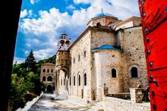 Κηπευτικά Aγίου Γεωργίου: Σε απευθείας σύνδεση με τον Θεό... Στην Ιερά Μονή ...
