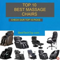 10 Best Massage Chairs 2019 Buyers Guide - Massage Chairs - Ideas of Massage Chairs - 10 Best Massage Chairs 2019 Buyers Guide