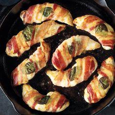 Bacon-Wrapped Chicken Tenders Recipe | Food Recipes - Yahoo! Shine
