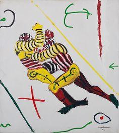 Bildtitel Bart Simpson, Africa, Character, Lettering