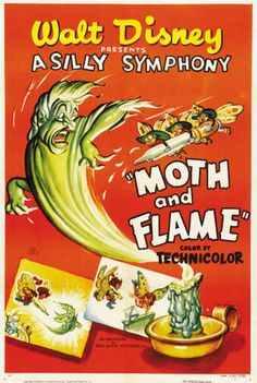 The Moth and the Flame - Silly Symphonies - 1938